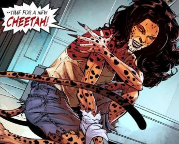 10 Things You Didn't Know About Wonder Woman's Cheetah