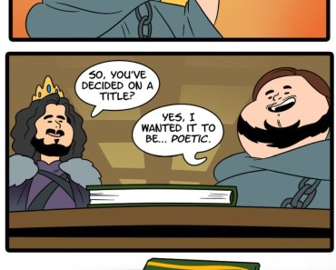 """The Real Ending To """"Game Of Thrones"""" (Comic)"""