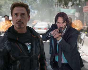 Avengers Fan Made Comic Brings John Wick Into Infinity War