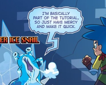 RPG Bosses You Always Fight On Your Quest (Comic)