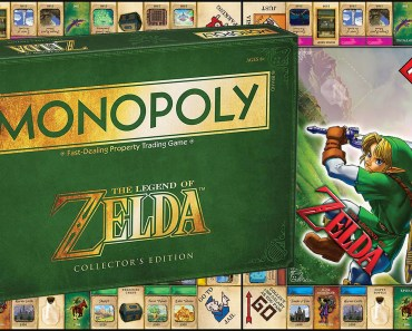 10 Great Products for Any Legend of Zelda Fan