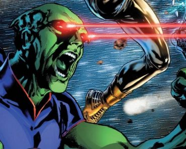10 Things You didn't Know about Martian Manhunter