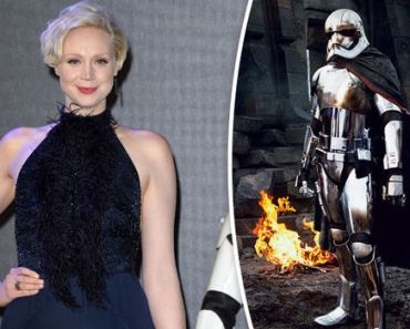 How Gwendoline Christie had a Huge Influence on Her Star Wars Character