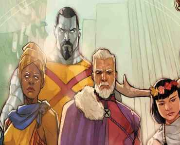 10 Things You Didn't Know about Age of X-Man: Alpha