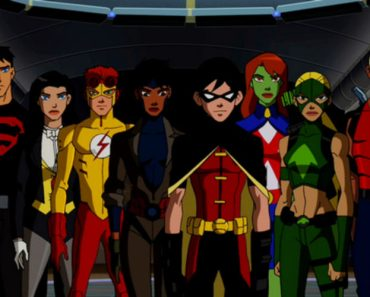 Ranking The Top 5 Characters on Young Justice