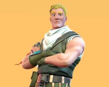 Fortnite skin: Jonesy