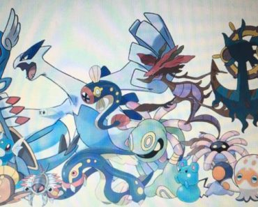 The Five Best Water Pokemon of All-Time