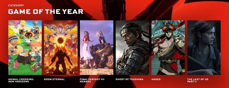 game of the year sony
