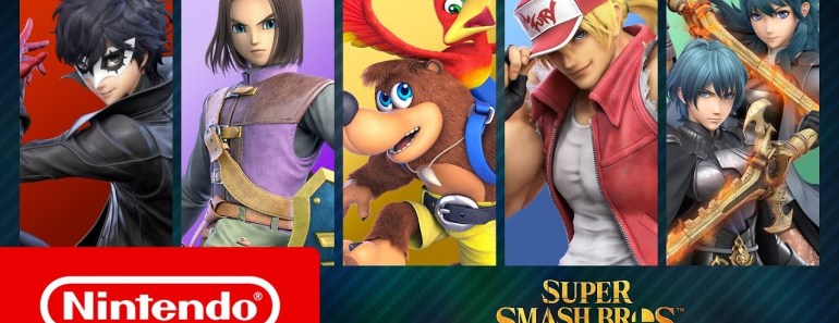 Every Single Fighter Available in Super Smash Bros. Ultimate