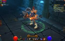 Engineer in Torchlight II