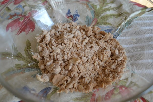 Crumble for Filling