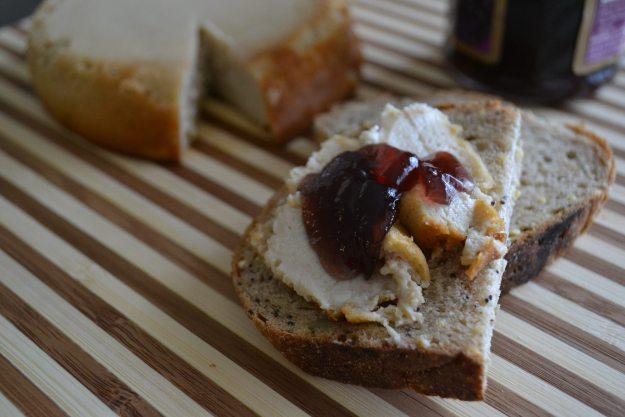 Macadamia Nut Cheez