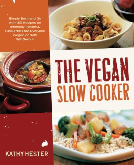 A Vegan Slow Cooker Cover