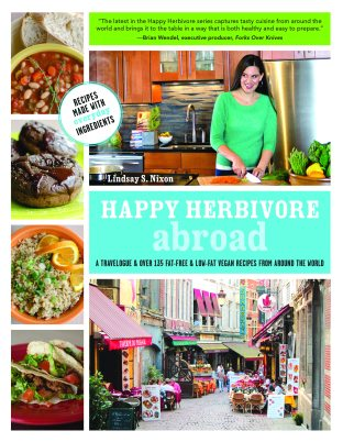Happy Herbivore Abroad Cover