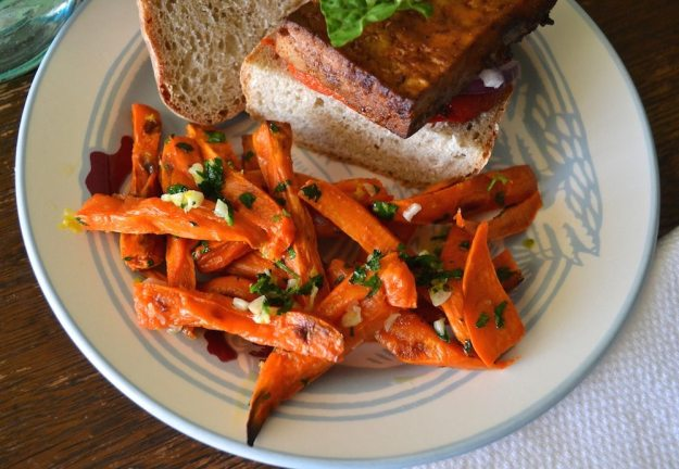 Sweet Potato Fries An Unrefined Vegan