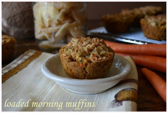 Loaded Morning Muffins