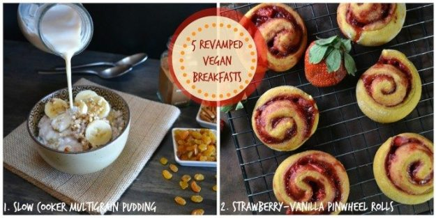 Revamped Breakfasts An Unrefined Vegan