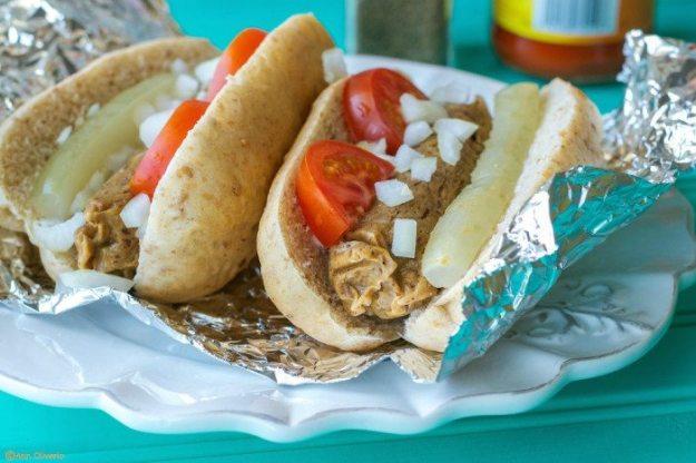 Seitan Hot Dogs An Unrefined Vegan