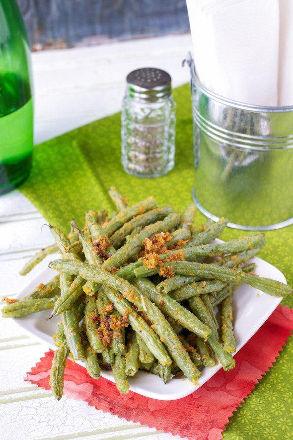 Green Bean Fries An Unrefined Vegan