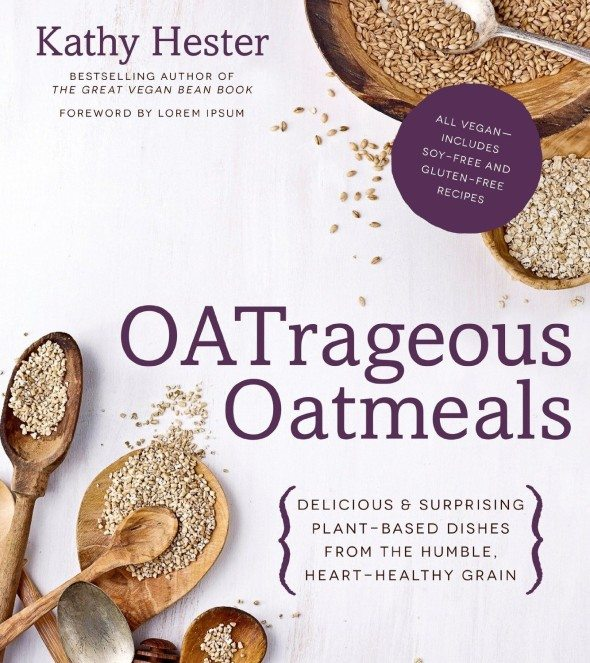 OATrageous Oatmeals Cover