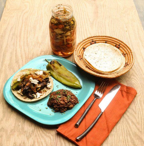 Sonoran Tacos Jason Wyrick Vegan Tacos