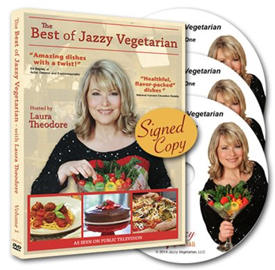 The Best of Jazzy Vegetarian DVD Cover