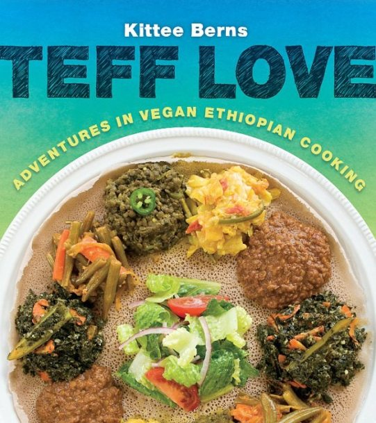 Teff Love Cover An Unrefined Vegan