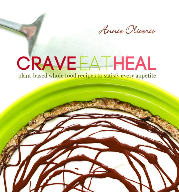 Crave Eat Heal Cover