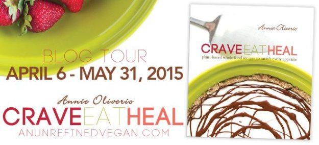 Crave Eat Heal Blog Tour Dates An Unrefined Vegan