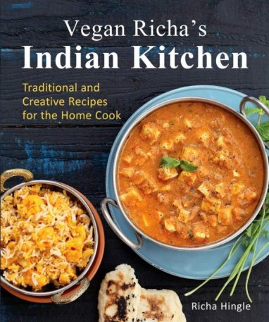 Vegan Richa's Indian Kitchen Cover