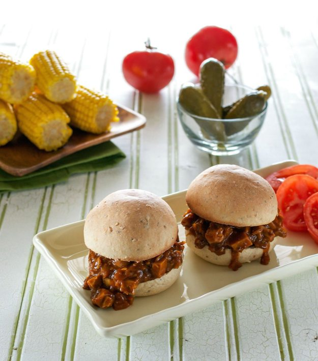 BBQ Jack Sandwiches from Cook the Pantry Photo by Annie Oliverio