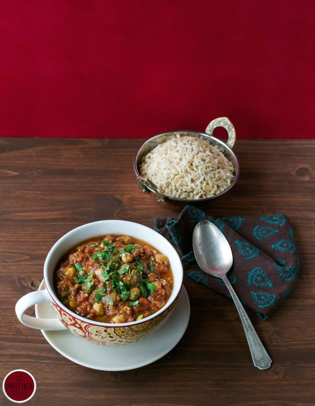 Chana Masala from Cook the Pantry Photo by Annie Oliverio
