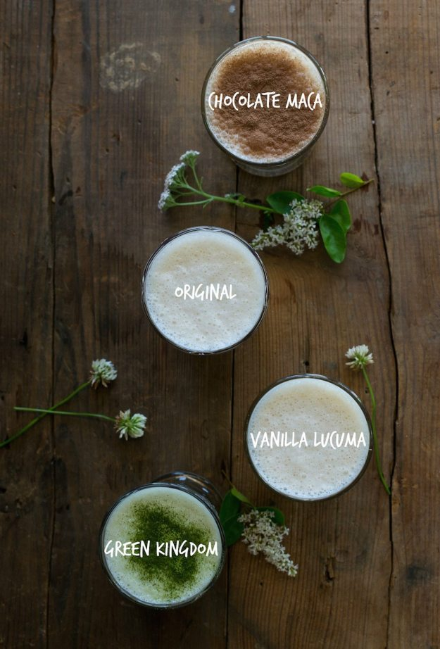 Sprout Living Protein Powders Photo by An Unrefined Vegan