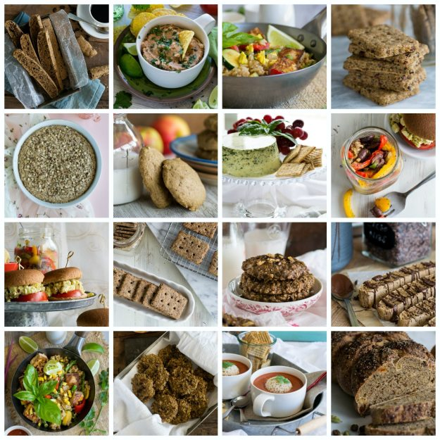 Vegan Recipes Collage An Unrefined Vega