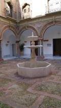 Patio Palacio de Santa Ana