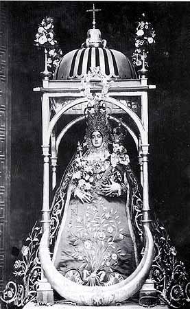 Procesión Virgen de Araceli
