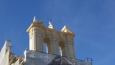 Espadaña de San Pedro Mártir