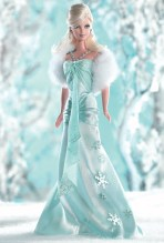 I Dream of Winter Barbie Doll