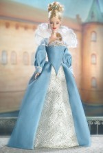 Princess of the Danish Court Barbie Doll