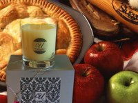 apple pie candle