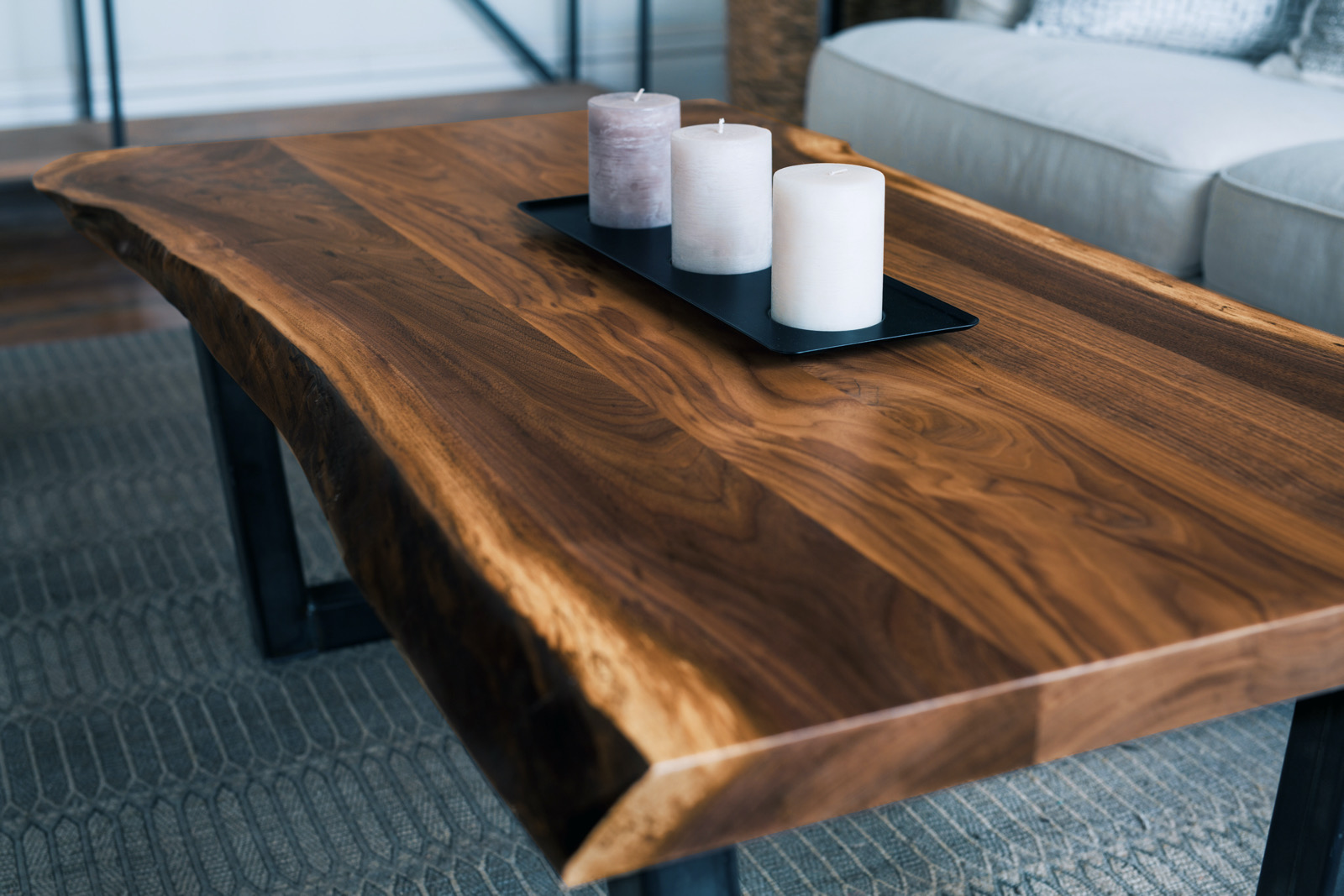 brookside coffee table industrial style coffee table in living room furniture