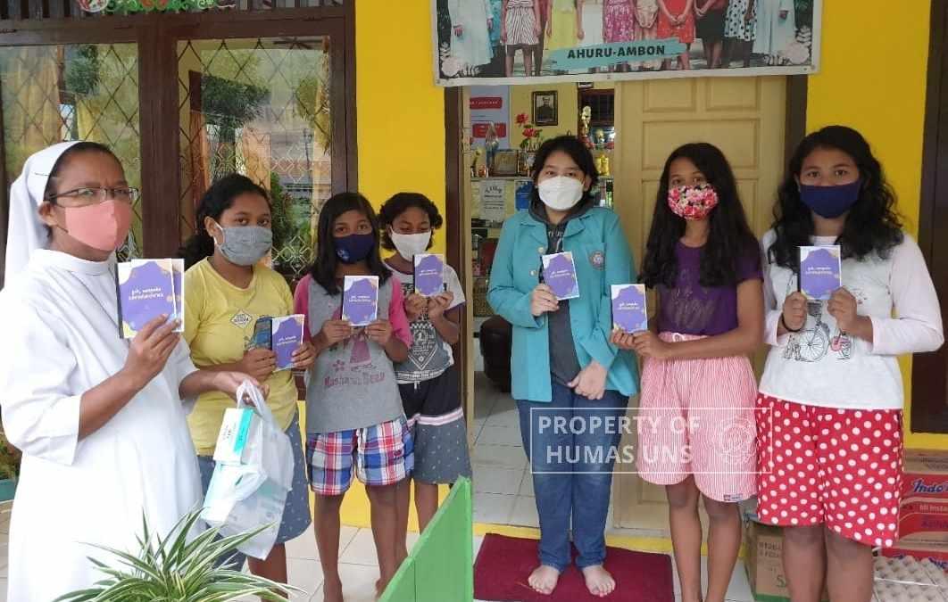 Berlokasi di Delapan Provinsi Indonesia, Inilah Cerita KKN Nusantara UNS