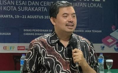 Dosen Sastra Indonesia Paparkan Pentingnya Pelestarian Naskah Kuno