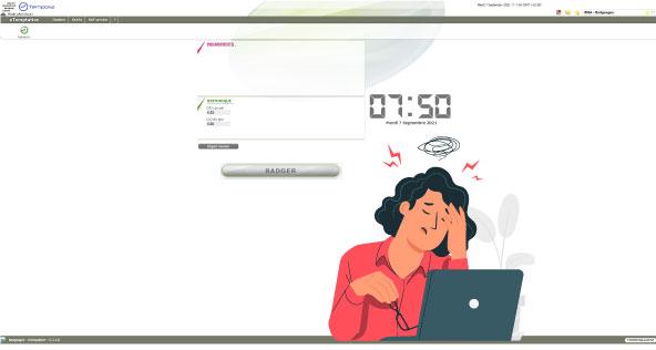 Surcharge de travail à la rentrée : l'UNSA demande à l'administration de comptabiliser les heures au réel pour les services concernés