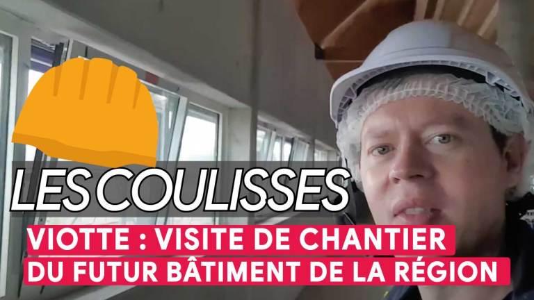 🎬 Tadaaaaaa 📹  et il ressemble à quoi le futur bâtiment du Conseil régional à Besançon ? #viotte