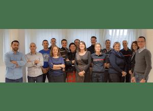 Première réunion pour les élus de l'UNSA-SDIS33