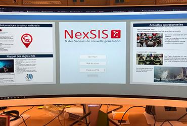Point étape sur le Projet SI national NexSIS