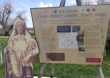 chief plenty coup