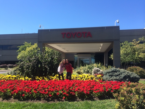 toyota factory tour in georgetown kentucky. Black Bedroom Furniture Sets. Home Design Ideas