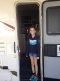 inside a strangers camper